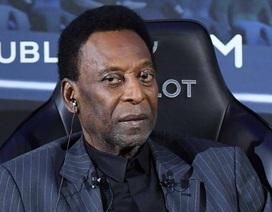 Vua bóng đá Pele phải tự cách ly vì dịch Covid-19