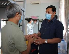 Đắk Lắk: Thứ trưởng Bộ Y tế thăm người dân trong khu cách ly