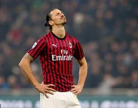 Ibrahimovic tuyên bố rời AC Milan vào tháng 6/2020