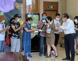Đà Nẵng: Khách sạn có 2 người Anh mắc Covid-19 hết cách ly