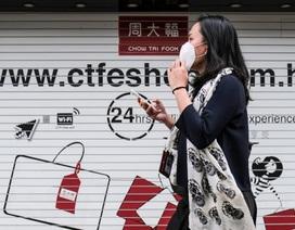 Dịch cúm lan tràn, dân Hồng Kông bán tháo hàng hiệu, đồ trang sức xa xỉ