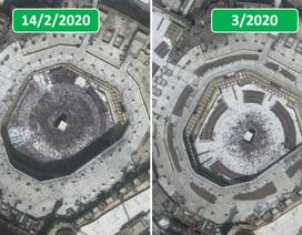 Ảnh vệ tinh cho thấy sự thay đổi 180 độ của thế giới vì đại dịch Covid-19