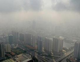 Hà Nội tiếp tục là khu vực bị ô nhiễm cao nhất