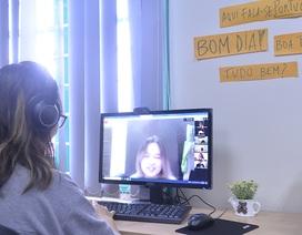"""Học trực tuyến: Sinh viên phải học đủ kiến thức học phần mới được """"qua"""" môn"""