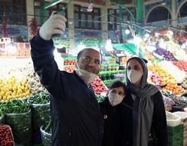 Số ca Covid-19 mới tại Iran tăng kỷ lục, gần 25.000 người nhiễm virus