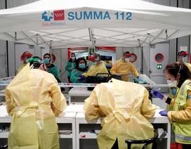 Gần 4.000 nhân viên y tế Tây Ban Nha mắc Covid-19