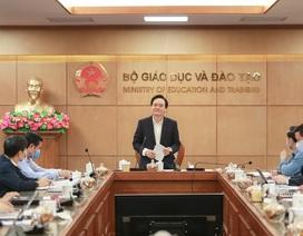 Bộ trưởng: Đề thi tham khảo THPT quốc gia phù hợp với tinh giản nội dung