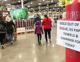 Dịch corona: Cảnh sát yêu cầu ngừng gọi điện vì hết giấy vệ sinh