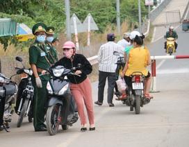 Cả 1.000 người Việt từ Campuchia về nước, An Giang cần gấp xe xét nghiệm