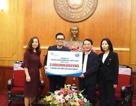 FrieslandCampina Việt Nam - Nhãn hàng Cô gái Hà Lan đóng góp chống Covid-19