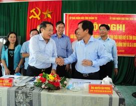 Thừa Thiên Huế bàn giao một phần địa giới cho Quảng Trị