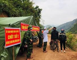 Chiến sỹ biên phòng Nghệ An ngày đêm chốt chặn đường mòn, lối mở biên giới