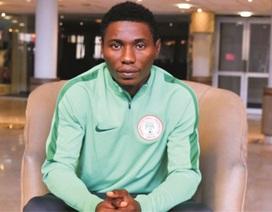 Cầu thủ đội tuyển quốc gia Nigeria bị bắt cóc đòi tiền chuộc