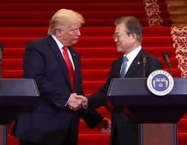 Ông Trump đề nghị Hàn Quốc hỗ trợ thiết bị y tế giúp Mỹ chống dịch