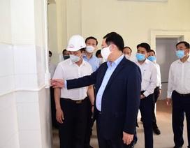 Bí thư Hà Nội: Sẵn sàng kích hoạt Bệnh viện dã chiến Mê Linh