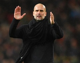 Pep Guardiola ủng hộ 1 triệu euro chống dịch Covid-19