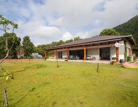 """Ngôi nhà """"đa văn hóa"""" tại Phú Quốc, gia chủ có thể ngắm bình minh mỗi ngày"""