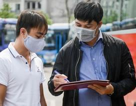 Hà Nội: Đi xe khách khai báo y tế ra sao?