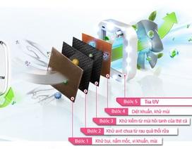 """Các thiết bị gia dụng có tính năng kháng khuẩn của LG """"lên ngôi"""" trên thị trường"""
