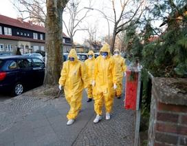 """Vì sao tỷ lệ tử vong tại Đức thấp dù là ổ dịch """"nóng"""" thứ 3 ở châu Âu?"""