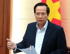 Bộ trưởng Đào Ngọc Dung đề xuất 3 phương án dừng đóng một phần Quỹ BHXH