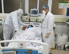 Bên trong phòng điều trị đặc biệt Covid-19 tại Bệnh viện Bệnh nhiệt đới TW