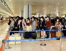 Bộ Công an: Gần 4.400 người nhập cảnh vào Hà Nội trong 18 ngày