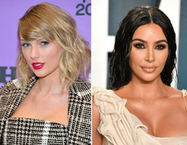 Phản ứng của Kim Kardashian và Taylor Swift khi lộ đoạn hội thoại năm 2016