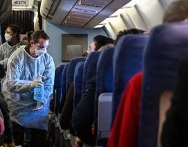 Khẩn cấp tìm hành khách trên 7 chuyến bay mới xác định ca mắc Covid-19