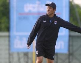 Thái Lan đóng cửa các sân bóng, HLV Nishino chính thức… nhàn rỗi