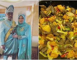 Hoàng hậu Malaysia tham gia nấu ăn cho nhân viên y tế chống dịch Covid-19
