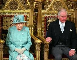 Thái tử Charles gặp Nữ hoàng Anh sau khi tiếp Thân vương Monaco