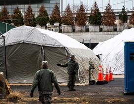 New York chuẩn bị xe tải đông lạnh làm nhà xác tạm cho nạn nhân Covid-19