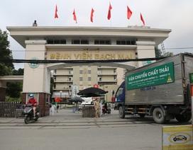 Hỏa tốc rà soát người vừa trở về từ Bệnh viện Bạch Mai