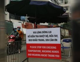 Bộ Y tế: Khẩn cấp lập danh sách người dân từng đến khám tại BV Bạch Mai