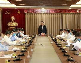 Bí thư Vương Đình Huệ: Sớm đưa đường sắt Cát Linh - Hà Đông vào hoạt động