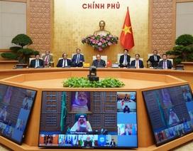 Thủ tướng họp thượng đỉnh trực tuyến G20, chia sẻ quyết tâm chống Covid-19