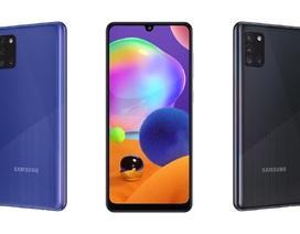 Samsung ra mắt Galaxy A31 với 4 camera, pin lớn, tháng 4 bán tại Việt Nam