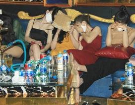 """73 đối tượng bay lắc giữa mùa dịch: """"Đại tiệc ma túy"""" mừng sinh nhật"""