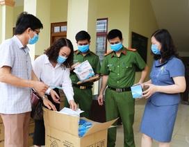 Ninh Bình: Bàn giao 112.000 khẩu trang cho ngành y tế chống dịch Covid-19