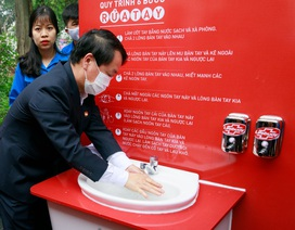 Nhảy cover Ghen Cô Vy góp quỹ xây 100 trạm rửa tay Lifebuoy miễn phí