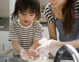 Bí quyết tăng sức đề kháng cho con trong mùa dịch