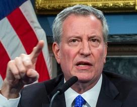 Thị trưởng New York cảnh báo một nửa dân số thành phố có thể mắc Covid-19