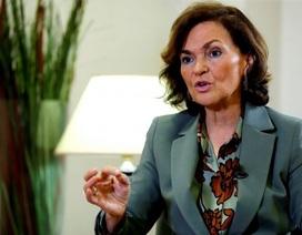 Phó Thủ tướng Tây Ban Nha mắc Covid-19 sau xét nghiệm âm tính