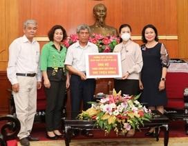 Hà Nội: Một trường THPT ủng hộ 500 triệu đồng chống dịch Covid-19