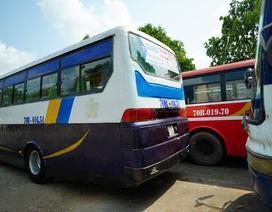 Long An tạm ngưng hoạt động vận tải đi các tỉnh