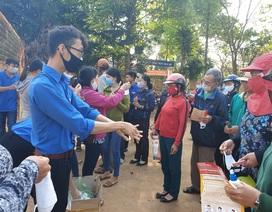 Hơn 3.200 đoàn viên tình nguyện tham gia ứng phó với dịch Covid-19