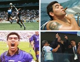 """Maradona: """"Cậu bé vàng"""" và vị """"thánh sống"""" ở vùng đất mafia (Kỳ 2)"""