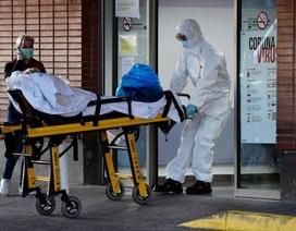 Số người chết vì Covid-19 tại Tây Ban Nha tăng kỷ lục lên hơn 4.800