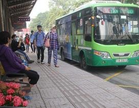 TPHCM dừng toàn bộ hoạt động xe buýt từ 1/4